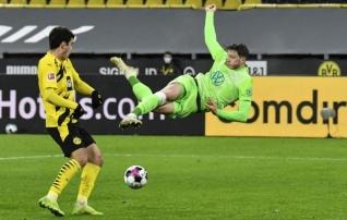 Wolfsburg langes ja Haalandi pikk vigastuspaus sai läbi