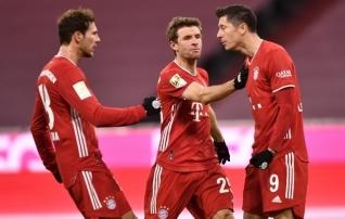 Väljalangemistsoonis asuv Mainz šokeeris avapoolajal Bayernit. Teisel poolajal ...