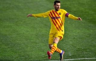 Messi säras suures juubelimängus väravasööduga, Barcelonal on kuuemänguline kaotuseta seeria