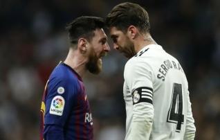 Ajaleht kirjutab, et Ramos ütles, et PSG rääkis, et Messi ...