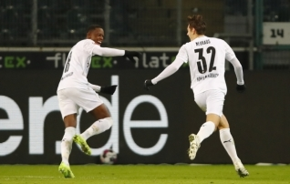 Suurim vaenlane karistab: Bayern mängis kaheväravalise eduseisu kaotuseks