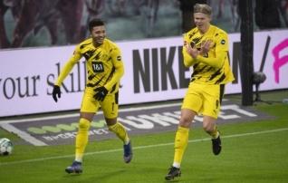 Dortmund võttis räsitud Leipzigi üle seljavõidu
