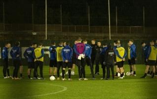 Ferencvaros alistas enne Eestiga mängimist Hispaania klubi