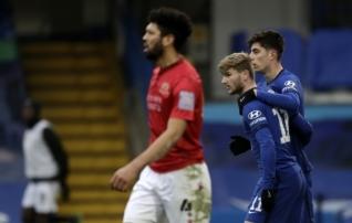 Chelsea sakslased lõpetasid 15-tunnise põua, Leeds kirjutas kaotusega ajalugu ümber