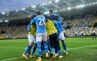 Napoli hädadel ei paista lõppu: saadi küll keeruline võit, kuid kaotati järjekordne põhimees
