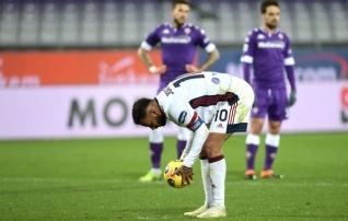 Cagliari kriis jätkub: järjekordne kaotus ja väljalangemistsoon on kahe punkti kaugusel