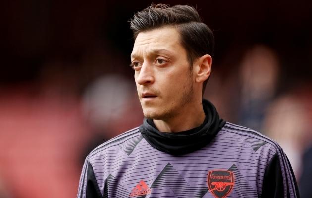 Mesut Özil. Foto: Scanpix / John Sibley / Reuters