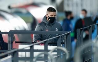 Ametlik: Jovic naasis laenulepingu alusel Eintrachti