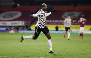 Unitedit tuleb võtta aina tõsisemalt: Pogba vasak jalg tõstis meeskonna taas liidriks