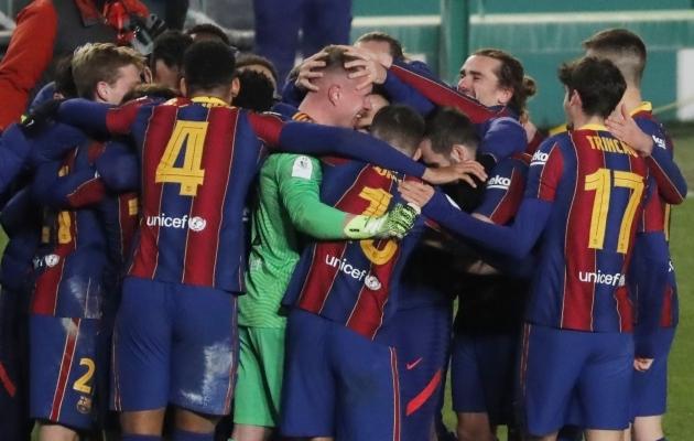 Ter Stegen aitab Messi poega, sest Messi aitas kunagi teda