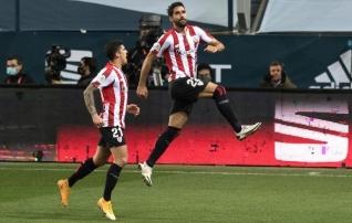 Baskid lõid finaaliukse Reali ees pauguga kinni ja naeruvääristasid La Liga skeemitamist