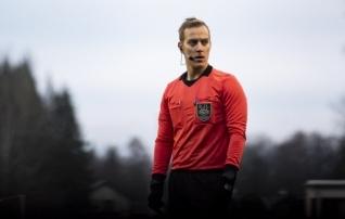 FIFA väljastas rahvusvahelise litsentsi 18 Eesti kohtunikule