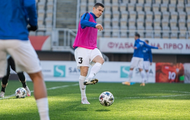 Artur Pikk. Foto: Jana Pipar / jalgpall.ee