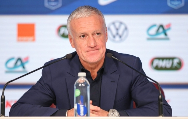Didier Deschamps. Foto: Scanpix / J. E. E / SIPA