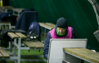 Treeneritöö juurde naasnud Zelinski: oli väga hea aeg, et pea jalgpallist välja puhata