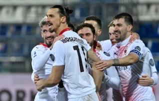 Kas van Basteni tempu korranud Zlatan usub Milani tiitlisse?
