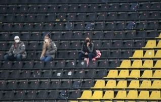Bundesliga nukker tõdemus: karta on, et fännid sel hooajal ei naasegi