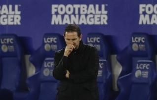 Frank Lampard oletatavast vallandamisohust: pingete talumisel olen ma tasemel