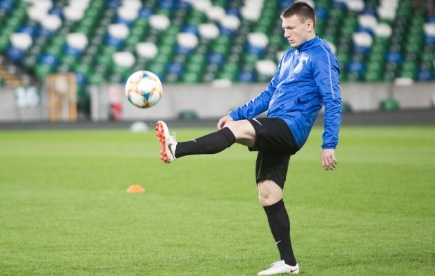 Dmitri Kruglov. Foto: Jana Pipar / jalgpall.ee