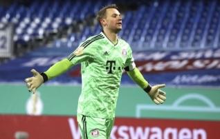 Baierimaa duelli otsustasid penaltid: Lewandowski oli täpne, kuid vastased mitte  (võõrsilmängude hirm koperdas!)