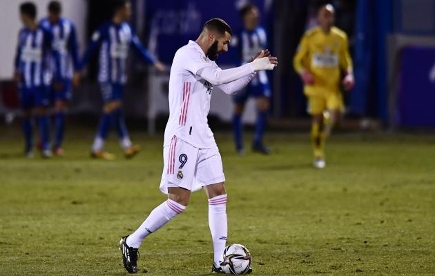 Erakordselt häbistav! Kümne mehega Segunda B meeskond lükkas korraliku koosseisuga Real Madridi karikast välja