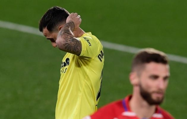 Paco Alcaceri õhtut ei saa just õnnestunuks nimetada. Foto: Scanpix / Jose Jordan / AFP