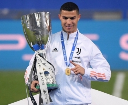 Ametlik! Ronaldost sai aegade parim väravakütt ning Juventus teenis järjekordse tiitli