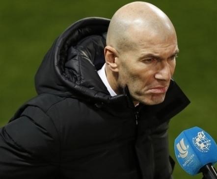Nagu katkine pleier. Šokk-kaotuse saanud Zidane: mina olen treener ja mina vastutan