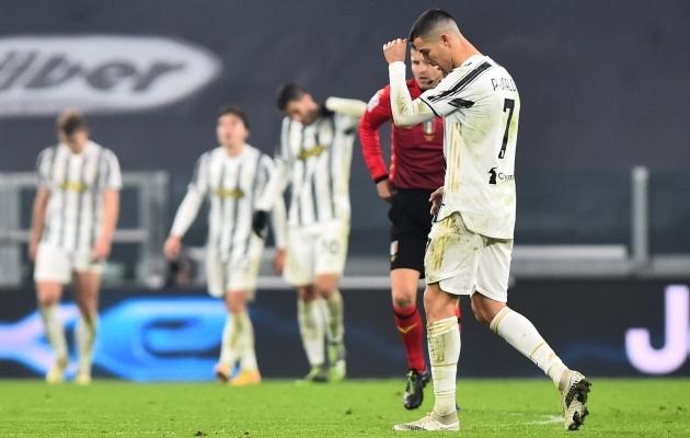 Segadus majas: kas Ronaldo peab siiski veel väraid lööma, et aegade parim olla? Foto: Scanpix / Massimo Pinca / Reuters