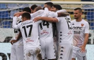 Benevento on juba teinud ajalooliselt hea hooaja, iga järgmine punkt on uus rekord