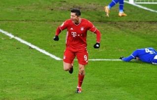 Juubeliväravani jõudnud Lewandowski tegi Bundesliga rekordi