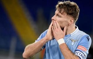 Masinavärk toimib: Lazio püsib esineliku ja Immobile Ronaldo kannul