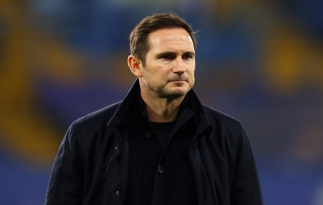 Frank Lampard. Foto: Scanpix / Richard Heathcote / PA Wire / PA Images