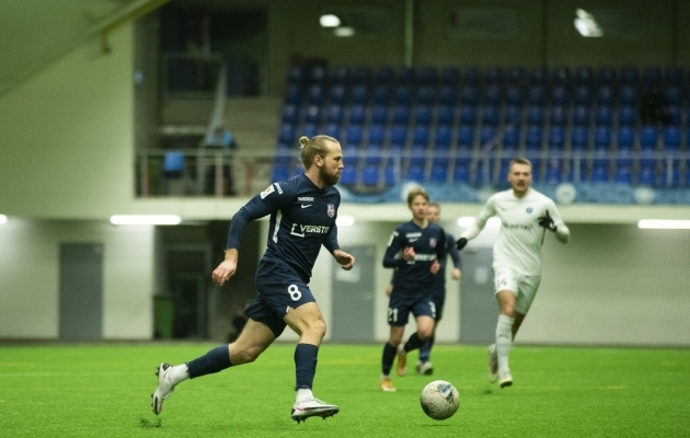 Taliturniiri põnevaimad kohtumised jõuavad vutisõpradeni Soccernet TV vahendusel. Foto: Liisi Troska / jalgpall.ee