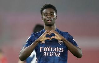 19-aastane talent veab Arsenali vägisi Meistrite liiga mängu  (Inglismaal vahetus liider)