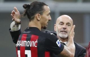 Milani peatreener Ibrahimovici punasest kaardist: selliseid asju juhtub