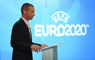 UEFA plaanib endiselt 12 linnaga EM-i. Ceferin: peame lubama võimalikult palju fänne staadionile