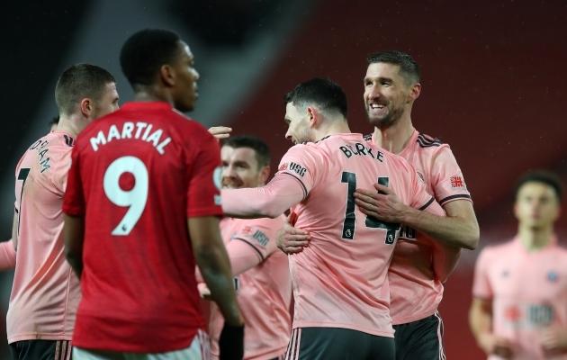 Manchester Unitedit šokeerinud punane latern lõpetas Solskjaeri sünniaasta needuse