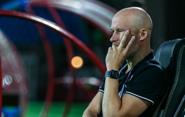 Eesti jalgpallikoondise endine peatreener Karel Voolaid. Foto: Brit Maria Tael