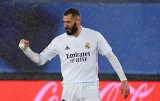Real läheb Meistrite liiga mängule pooliku koosseisuga, viimasena langes ansamblist välja meeskonna parim väravakütt