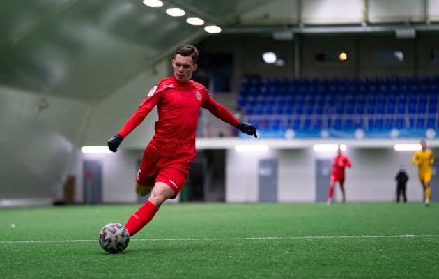Kas Aleksandr Šapovalov mängib Legioni eest ka peagi algavas Premium liigas? Foto: Jana Pipar / jalgpall.ee