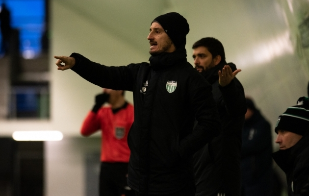 Vladimir Vassiljev. Foto: Liisi Troska / jalgpall.ee