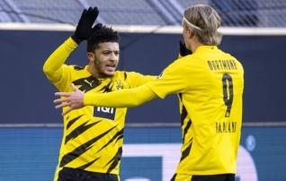 Sancho jätkas karikasarjas skoorimist ja lõi Dortmundi poolfinaali