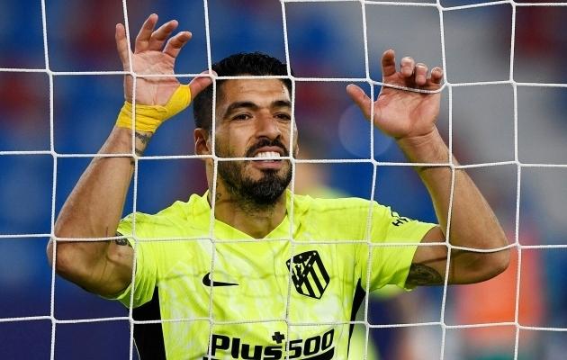 Luis Suarezit pole seni paljudel õnnestunud peatada. Foto: Scanpix / Pablo Morano / Reuters