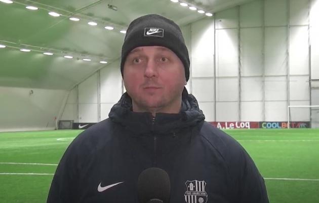 Vjatšeslav Zahovaiko. Foto: Soccernet.ee