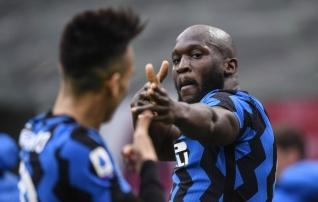 Lukaku: Interi trennid on kui sõjatandrid