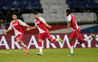 PSG kaotas Monacole, liigaliider Lille näitas taas võimu