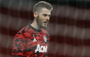 Scholes pahandab Unitedi kaitseliiniga: de Gea on liiga lohakas
