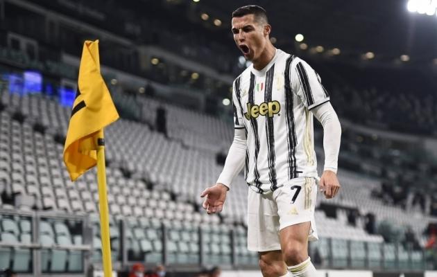 Ronaldole täna vastast ei leidunud, Foto: Scanpix / Nicolo Campo / Imago Images