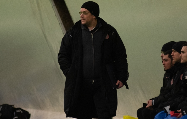 Deniss Belov. Foto: Liisi Troska / jalgpall.ee